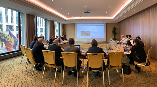 EALG's Semi-annual Meeting in Geneva