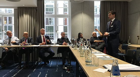 EALG's semiannual meeting in Hamburg